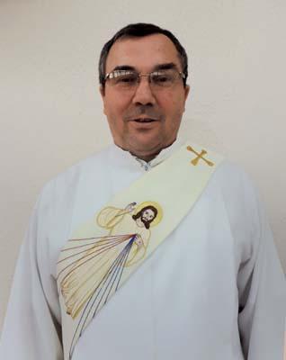 Diácono Antônio Francisco Dal Bosco
