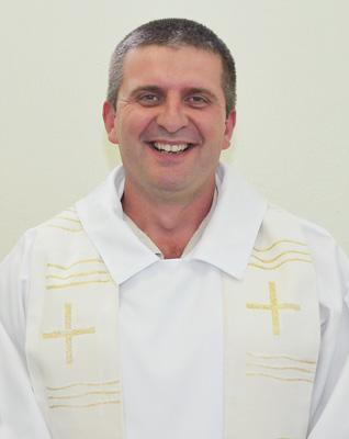 Pe. Diogo José Werner