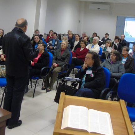 Pastoral da Saúde realiza segundo encontro de formação do ano
