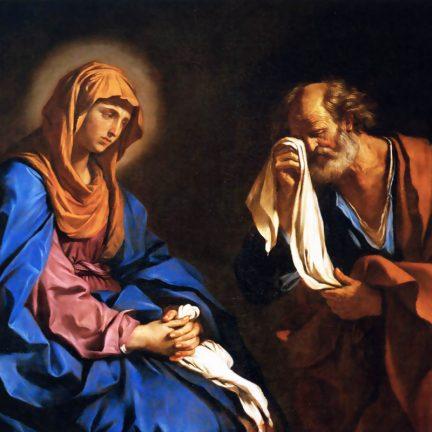 Maria e o Sacerdote