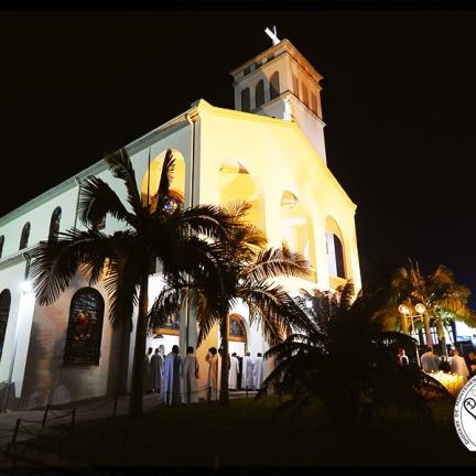 Fotos: Missa do Crisma na Catedral São João Batista