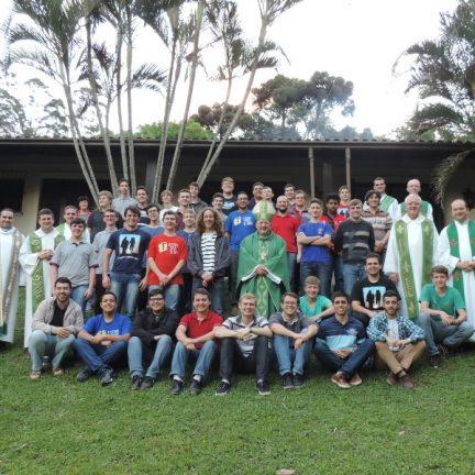 Diocese conta com 42 seminaristas em 2017