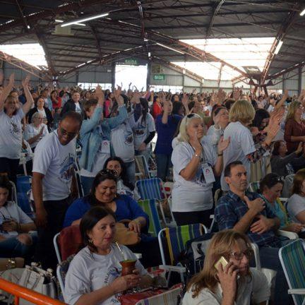 2ª Jornada Estadual de Catequese reúne mais de 6 mil participantes, em Caxias