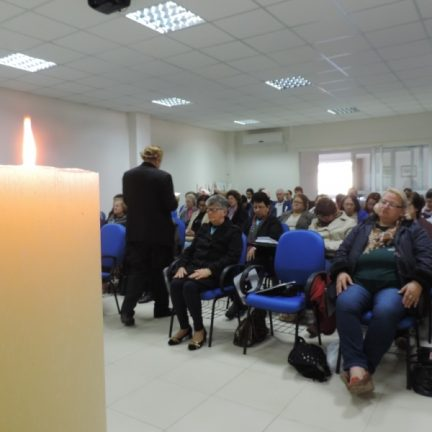 Pastoral da Saúde tem encontro de formação