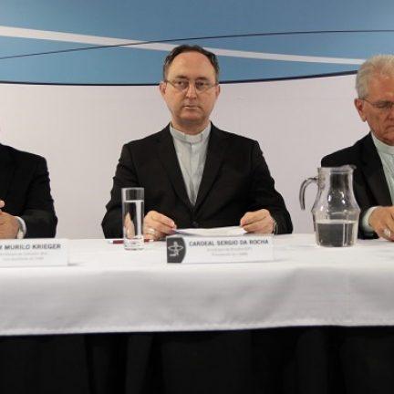 Termina a 55ª Assembleia dos Bispos e CNBB se posiciona sobre o momento nacional