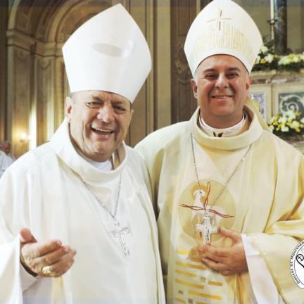 Dom Paulo convida para a acolhida de Dom Carlos Romulo na Catedral