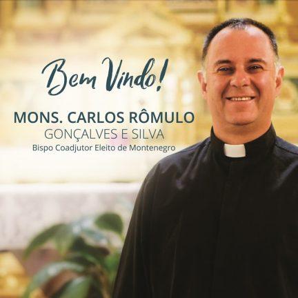 É hoje! Dom Carlos toma posse como bispo coadjutor da Diocese de Montenegro