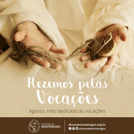 A Voz da Diocese da Alegria 205: Dom Paulo e o mês Vocacional