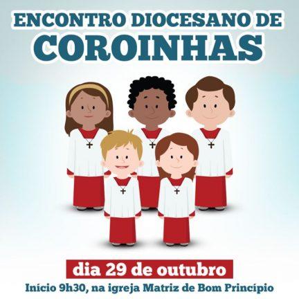 A Voz da Diocese da Alegria 217: Encontro de coroinhas