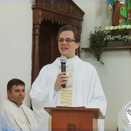 Ordenação presbiteral de Leandro Ludwig