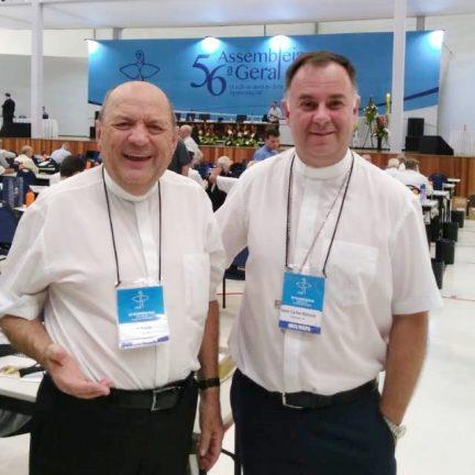 O dia a dia da Assembleia Geral dos Bispos