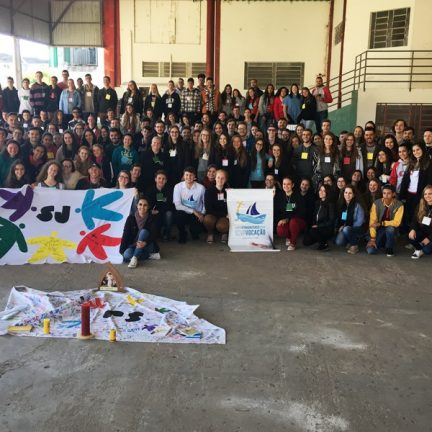 Jovens realizam 3ª Jornada Diocesana da Juventude