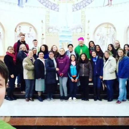 Domingo foi dia de Kairós Feminino na Diocese