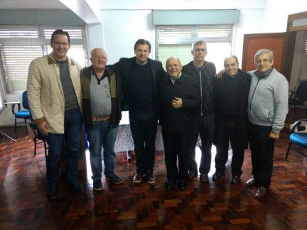 Comissão Regional de Presbíteros.