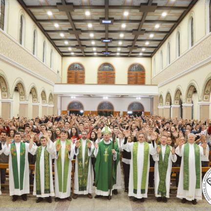 Missa em Ação de Graças pelos 10 anos da Diocese
