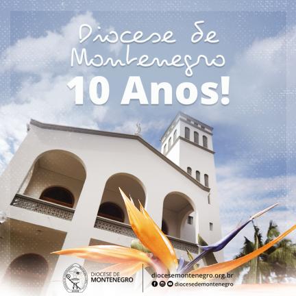 A Voz da Diocese da Alegria 262: Dom Carlos e os 10 anos da Diocese de Montenegro