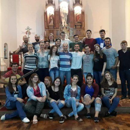 Diocese: CDL reúne jovens em Paverama