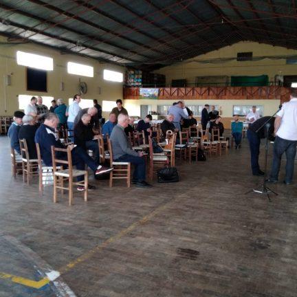 Diocese: Clero se reúne em São Pedro da Serra