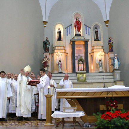 Diocese: párocos e vigários nomeados tomam posse