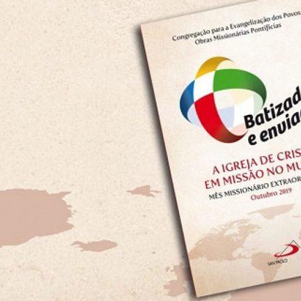Vaticano e as POM lançam Guia para o Mês Missionário Extraordinário