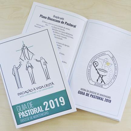 Diocese: versão impressa do Guia Pastoral 2019 está disponível