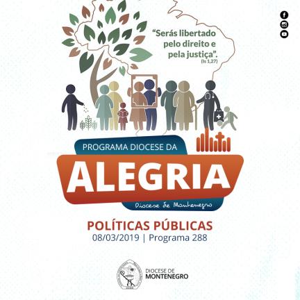 Programa Diocese da Alegria 288: CF 2019