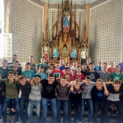 Diocese: 21 jovens participam do primeiro Kairós do ano
