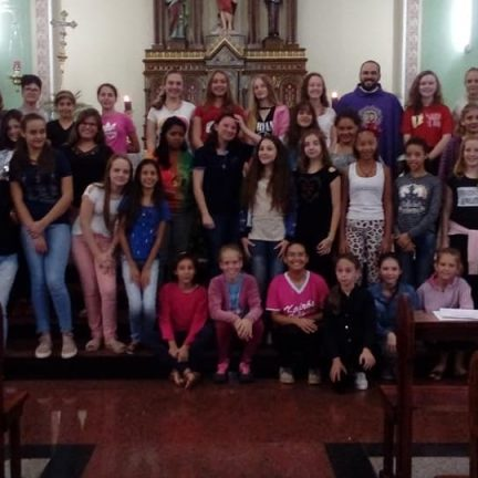 Diocese: Kairós feminino reúne jovens em São Sebastião do Caí