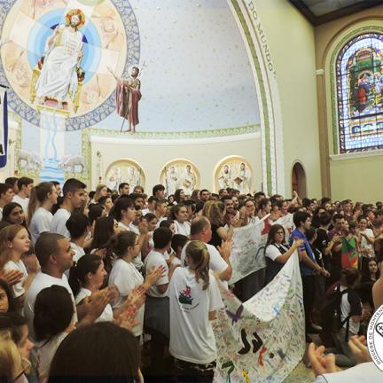 Montenegro: Jornada Diocesana da Juventude agitou a cidade no fim de semana