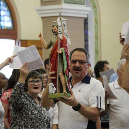 Montenegro: Catedral celebra São João Batista, padroeiro da Diocese