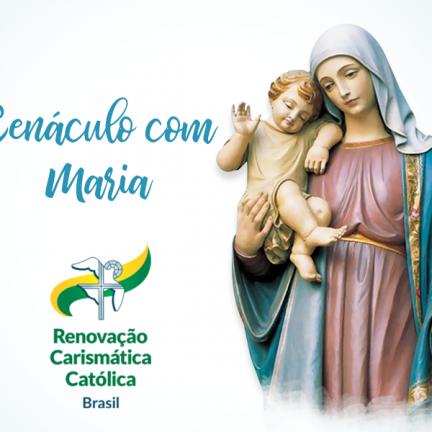 Cenáculo com Maria-RCC