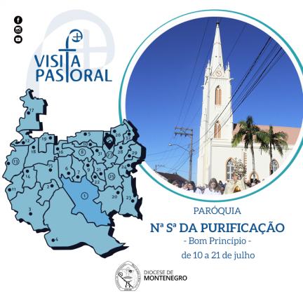 Visita Pastoral | Bom Princípio