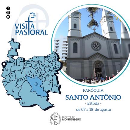 Visita Pastoral: Estrela