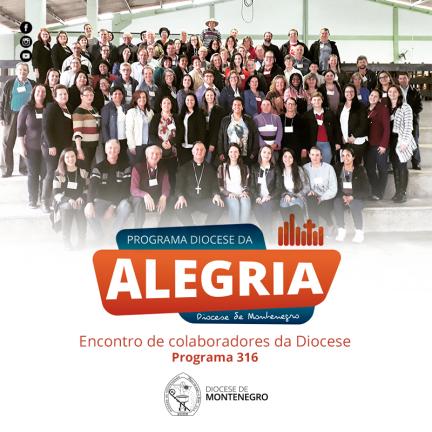 Programa Diocese da Alegria 316: Encontro de colaboradores da Diocese