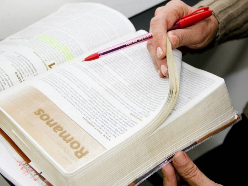 Artigo: Bíblia, Palavra de Amor