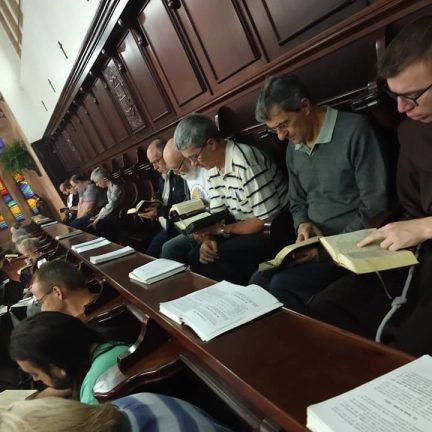 Franciscanos:  Capítulo Provincial eletivo acontece em Daltro Filho/RS