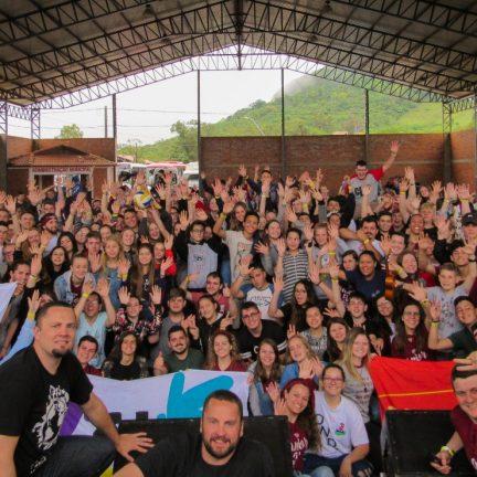 Capela de Santana: Espírito missionário marca o Dia Nacional da Juventude na Diocese de Montenegro