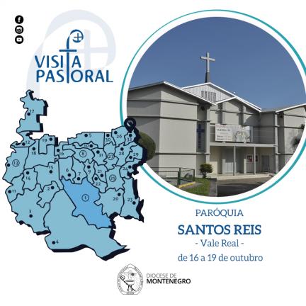 Visita Pastoral | Vale Real