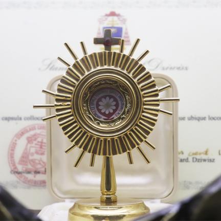 Montenegro: Catedral guarda relíquia de São João Paulo II