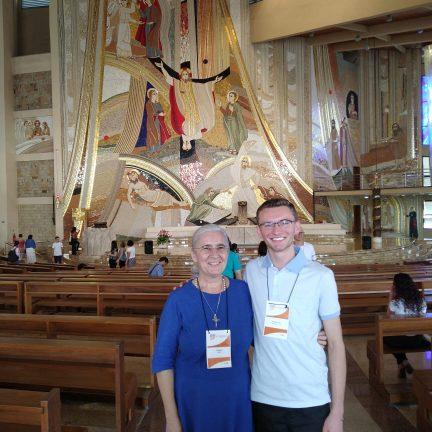 Arte Sacra: Seminarista da Diocese participa de Encontro Nacional