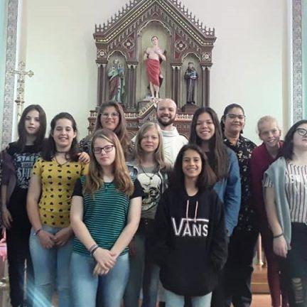 Vocação: Kairós Feminino reuniu jovens vocacionadas em São Sebastião do Caí
