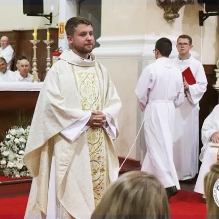 Ordenação Presbiteral   Pe. João Vitor