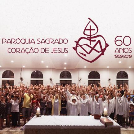 Montenegro: Paróquia Sagrado Coração de Jesus inicia festejos dos 60 anos de criação