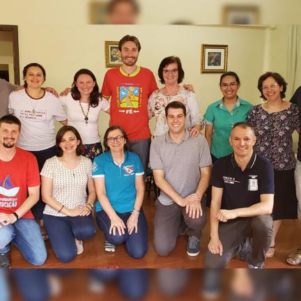 Vocações: Encontro marca início da Equipe de Animação Vocacional do RS