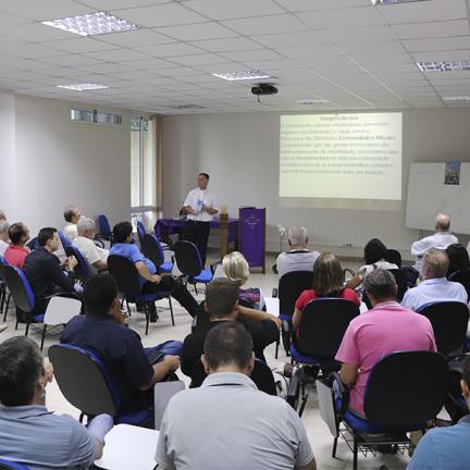Diocese: Conselho Diocesano de Pastoral reflete sobre as novas Diretrizes da Ação Evangelizadora