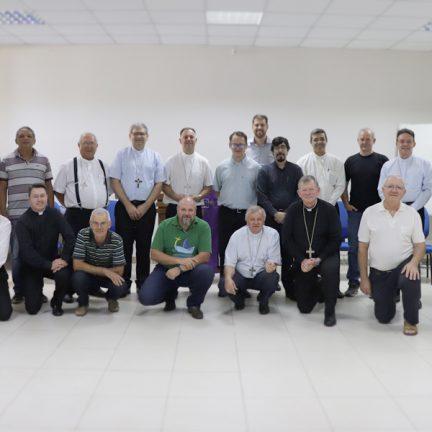 Diocese: Bispos da Província Eclesiástica de Porto Alegre estiveram reunidos em Montenegro