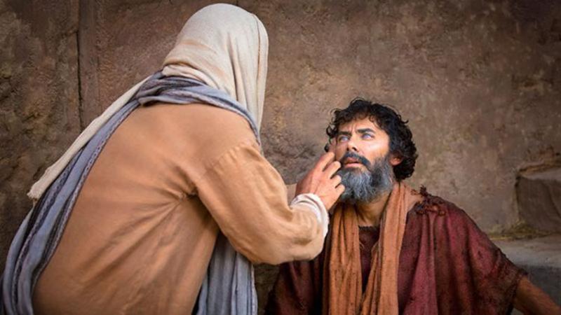 Artigo: Jesus Nos Recria!