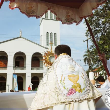 Montenegro: Procissão de Corpus Christi será diferente esse ano