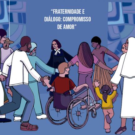 Igreja: Escolhido o cartaz da Campanha da Fraternidade Ecumênica de 2021