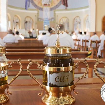 Diocese: Missa do Crisma será adiada